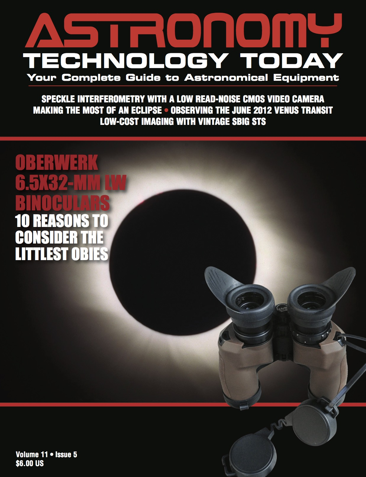Astronomy Technology Today - Volume 11 Issue 5